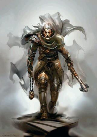 Hex Domain (5e Cleric Archetype)
