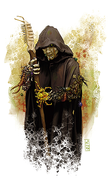 Plague Host (5e Sorcerer Archetype)
