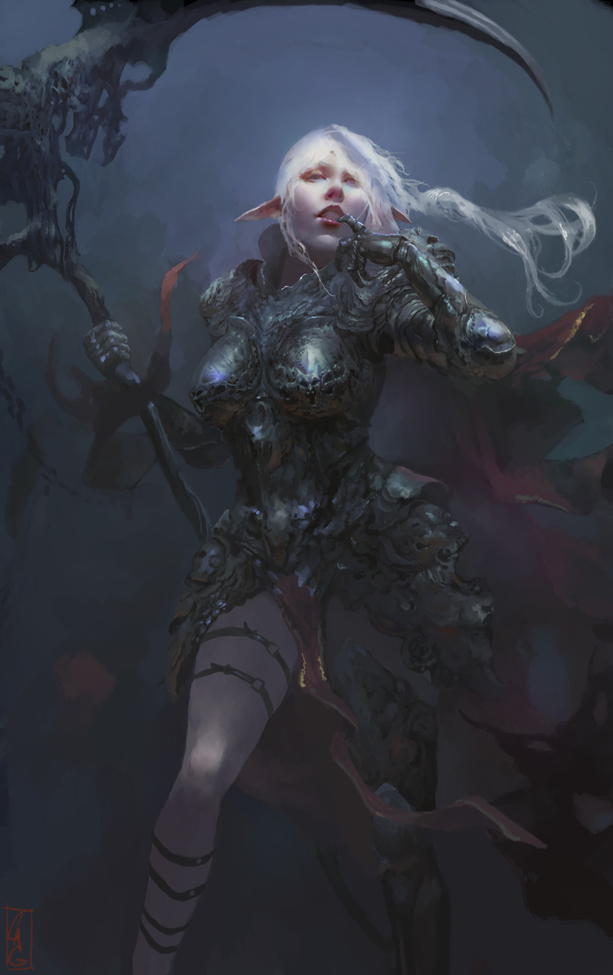 Darkness Domain (5e Cleric Archetype)