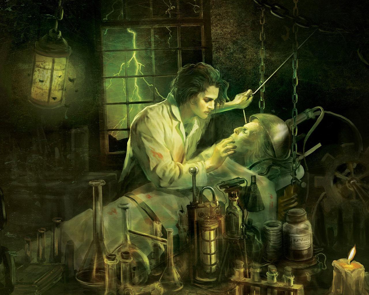 Black Science (5e Wizard Archetype)