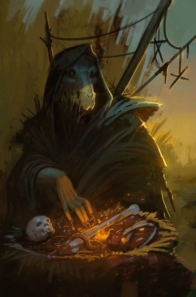 Circle of Totems (5e Druid Archetype)