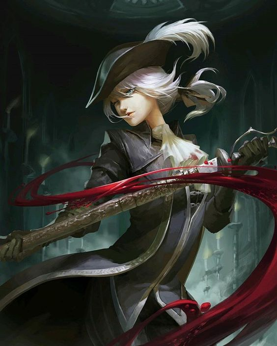 Blood Mage (5th ed Class)
