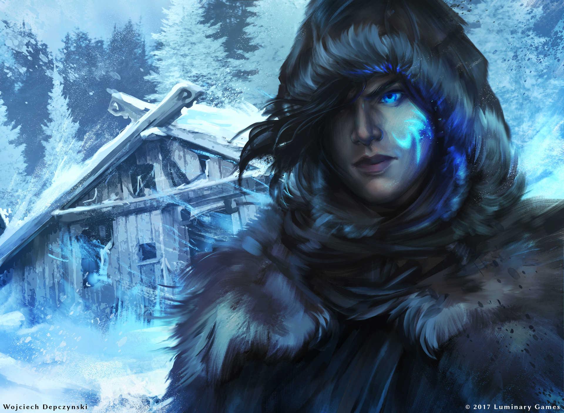 Circle of Winter (5e Druid Archetype)