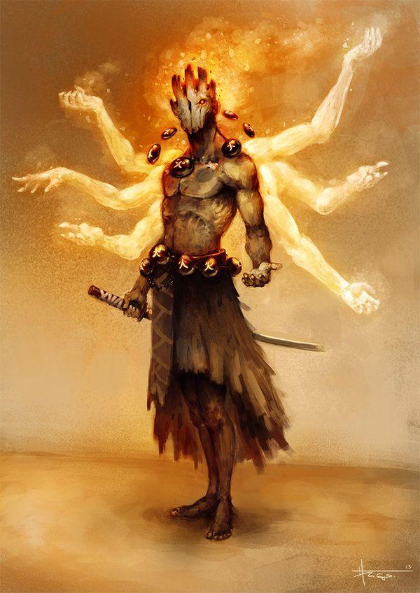 Way of the Burning Soul (5e Monk Archetype)