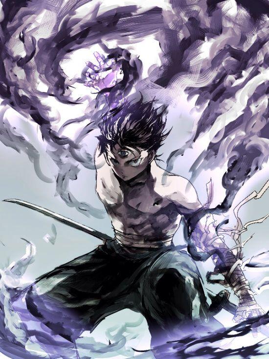 Way of The DarkFlame Dragon (Alternative)(5e Monk Archetype)