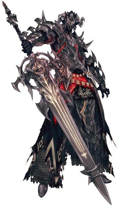 Dark Knight (Redux) (5e Class)