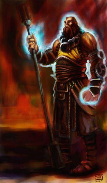 Way of Chakra (5e Monk Archetype)