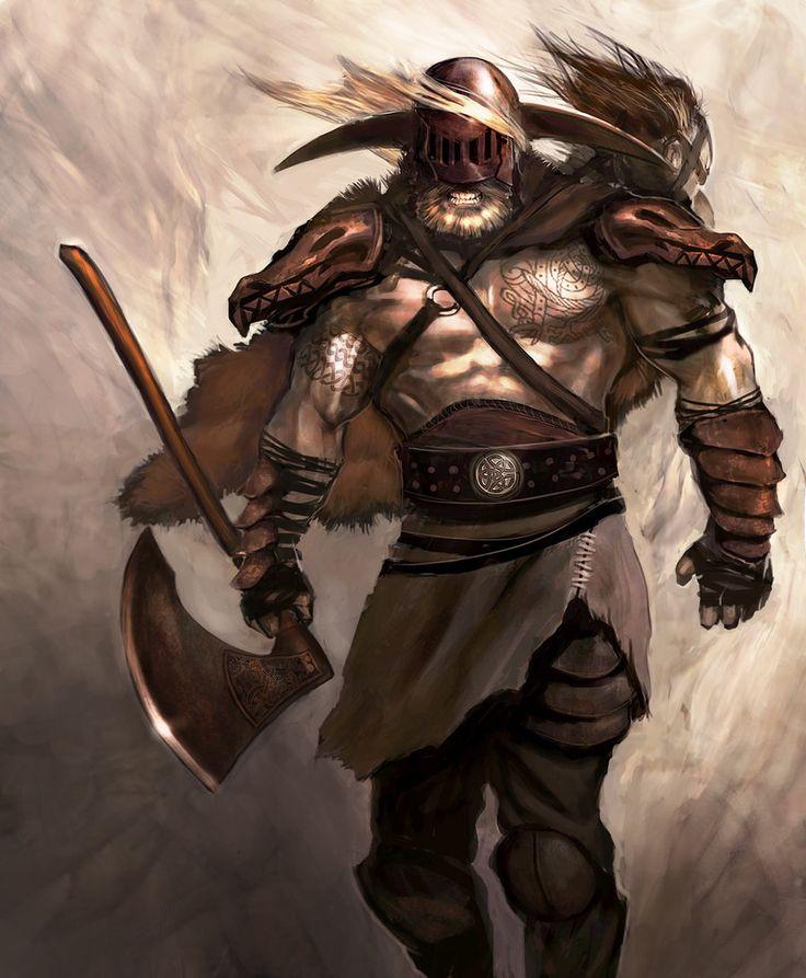 Path of the Wildman (5e Barbarian Archetype)