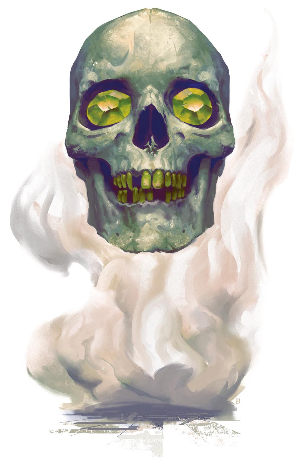 Demilich (5e Sorcerer Archetype)