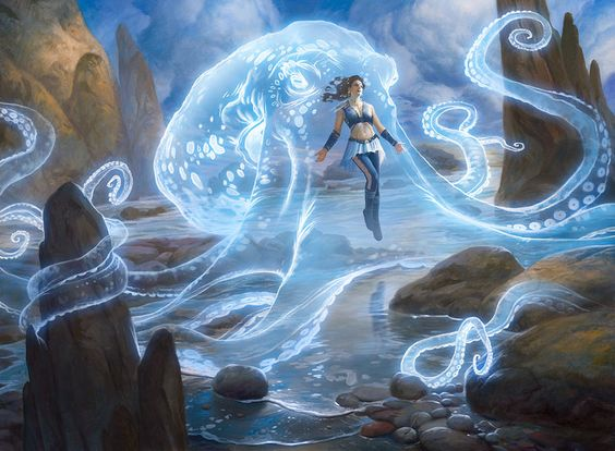 Way of the Heavenly Wave (5e Monk Archetype)