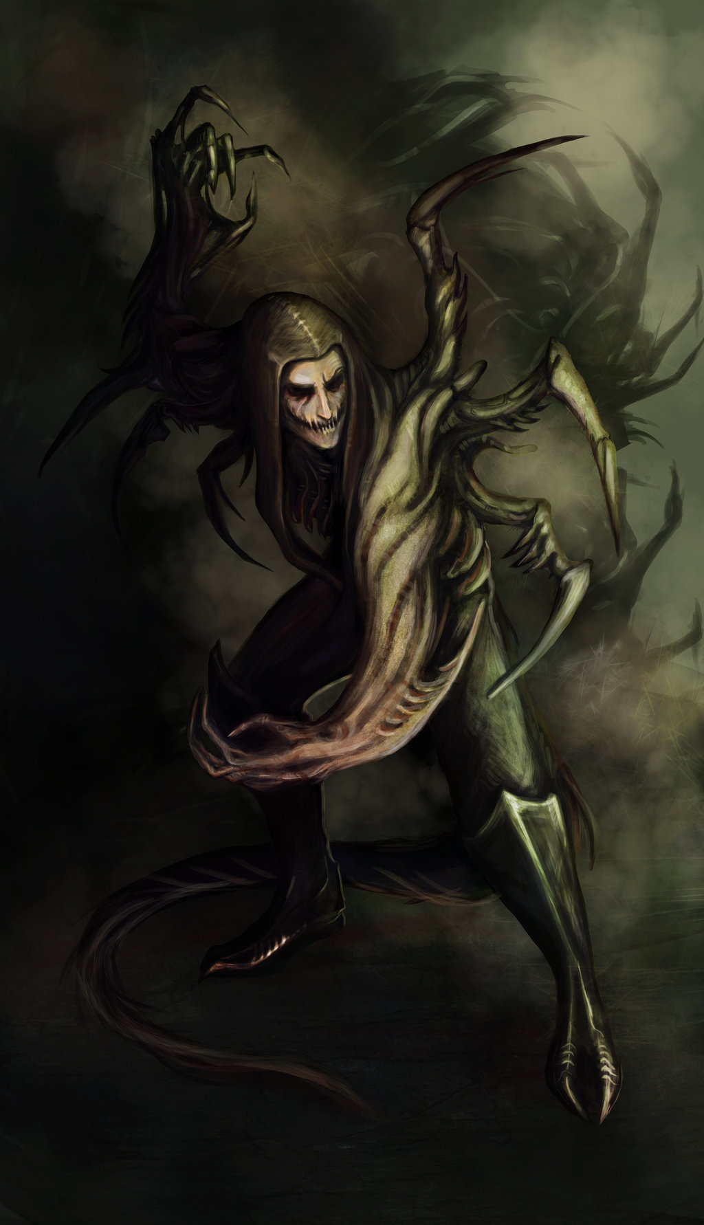 Born of Monsters (5e Sorcerer Archetype)