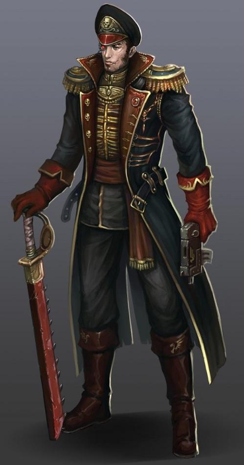 Officer (5e Gunslinger Archetype)