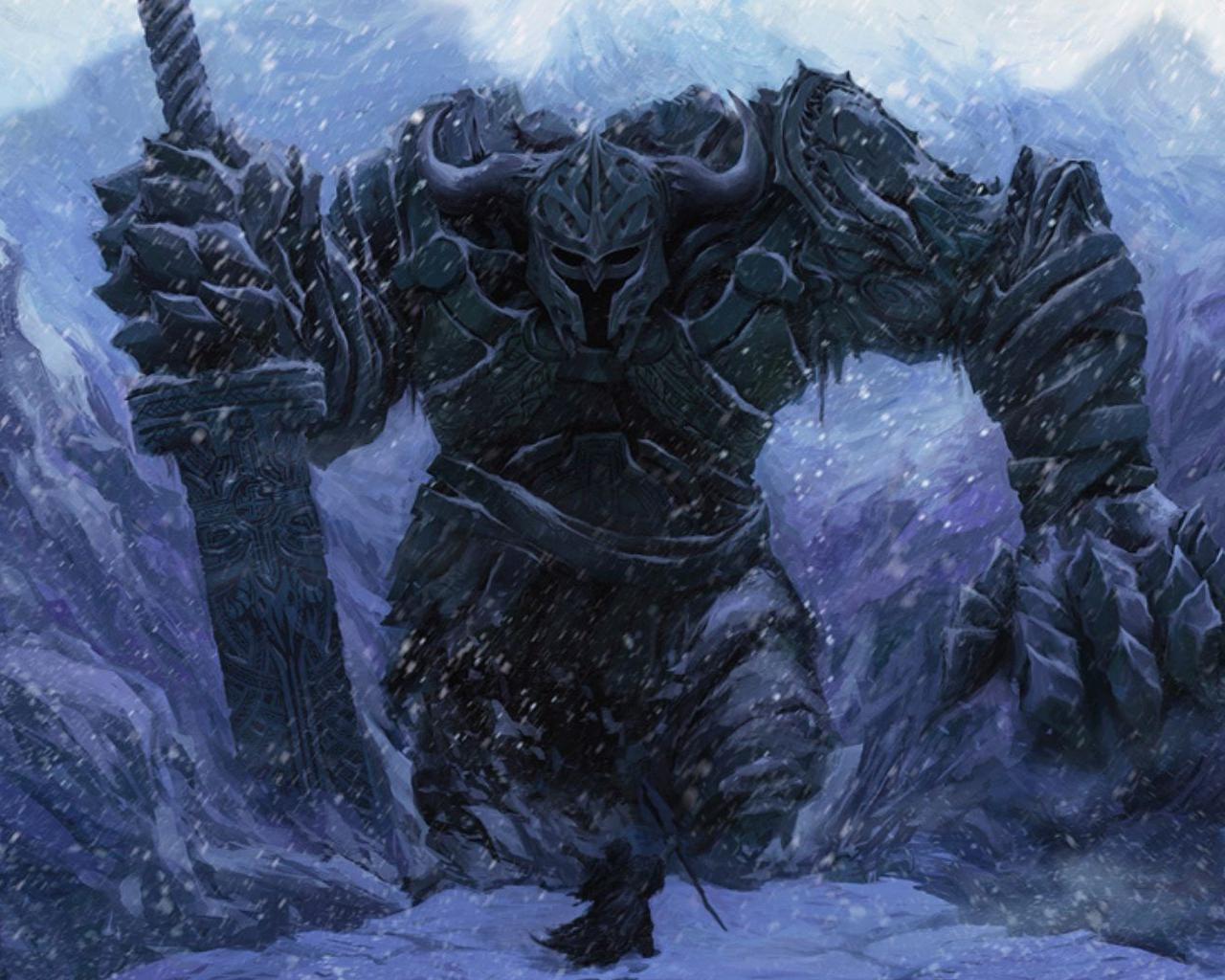 Frozen Crasher (5e Fighter Archetype)