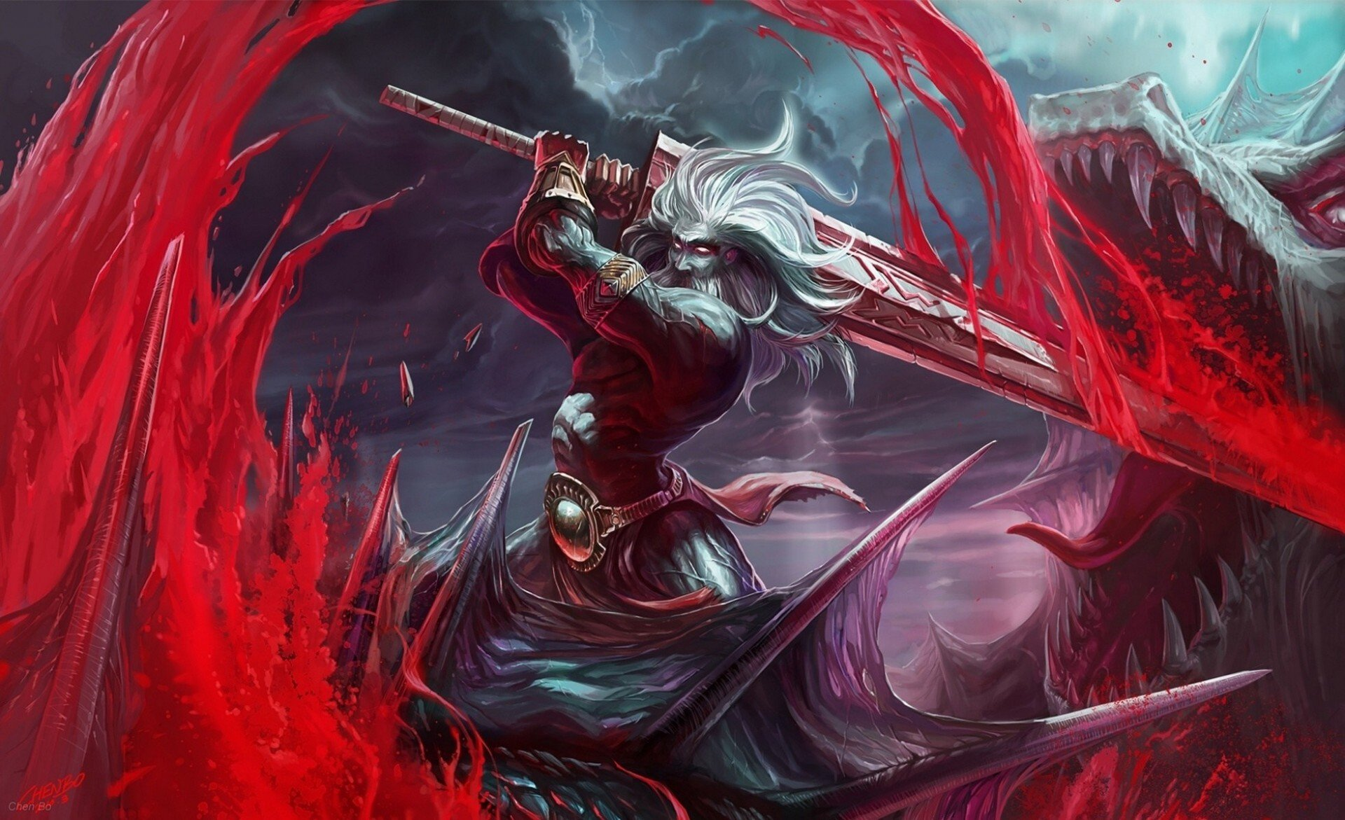 Path of the Bloodletter (5e Barbarian Archetype)