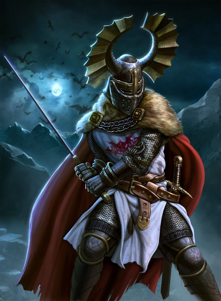 Oath of the Moon Lord (5e Paladin Archetype)