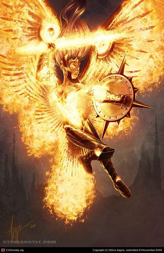 Phoenix Knight (5e Class)