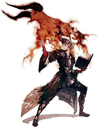 Conjurer (5e Blue Mage Archetype)