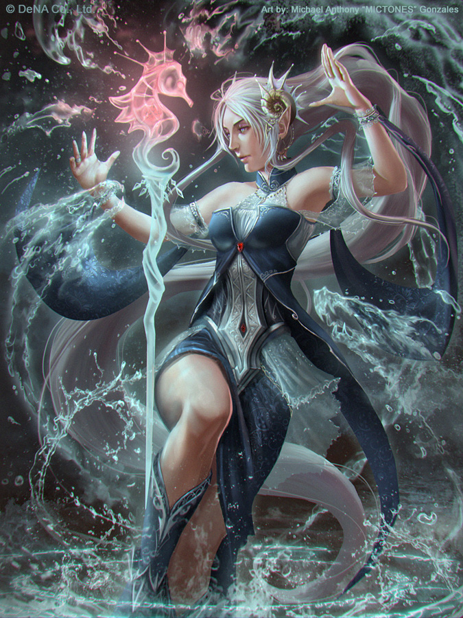 Water of Life (5e Sorcerer Archetype)