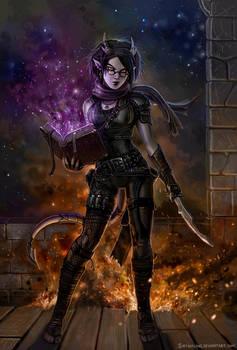 Demon Huntress (5e Class)