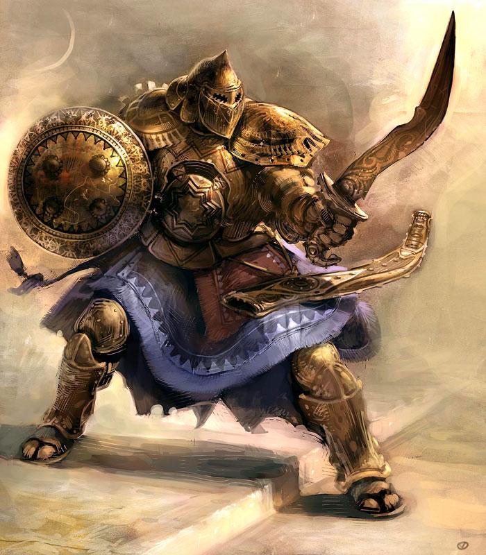 Oath of the Blade (5e Paladin Archetype)