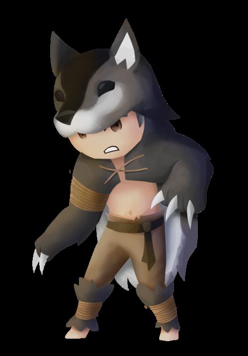 Way of the Werewolf (5e Monk Archetype)