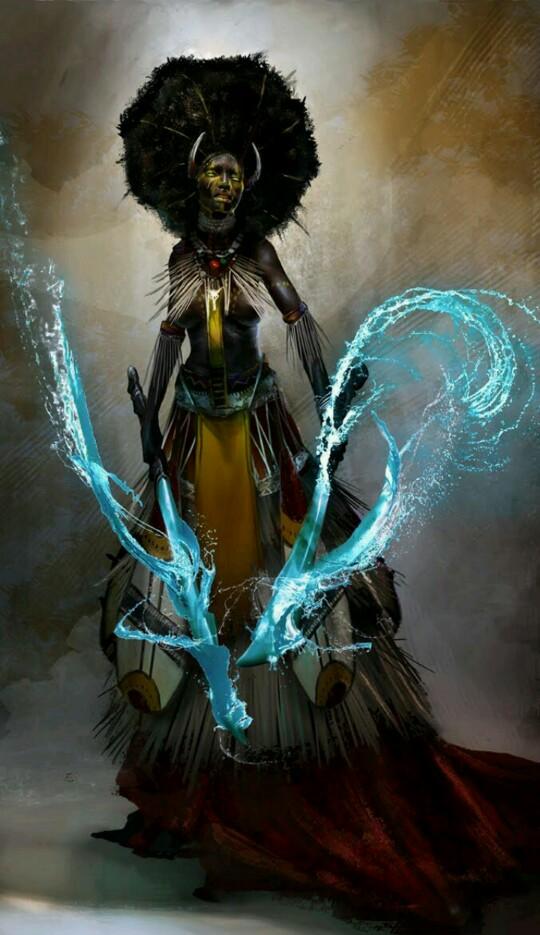 Witchblade (5e Class)