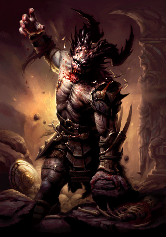 Path of the Abyss (5e Barbarian Archetype)