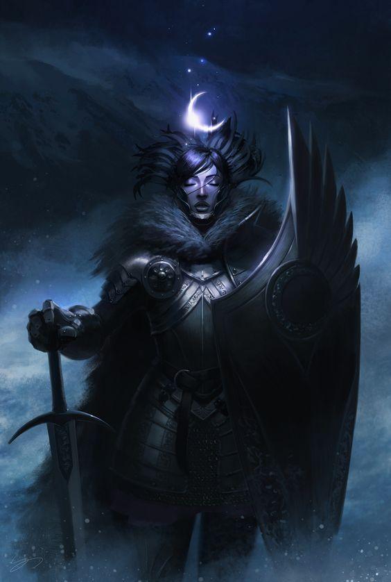 Lunar Domain (5e Cleric Archetype)
