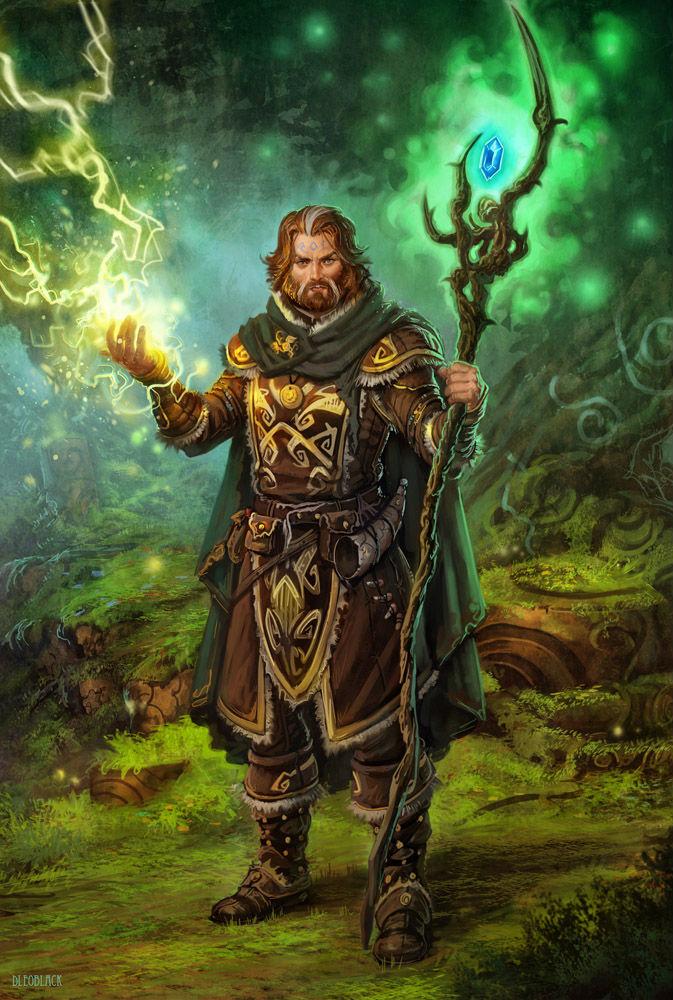 Circle of Mana (5e Druid Archetype)