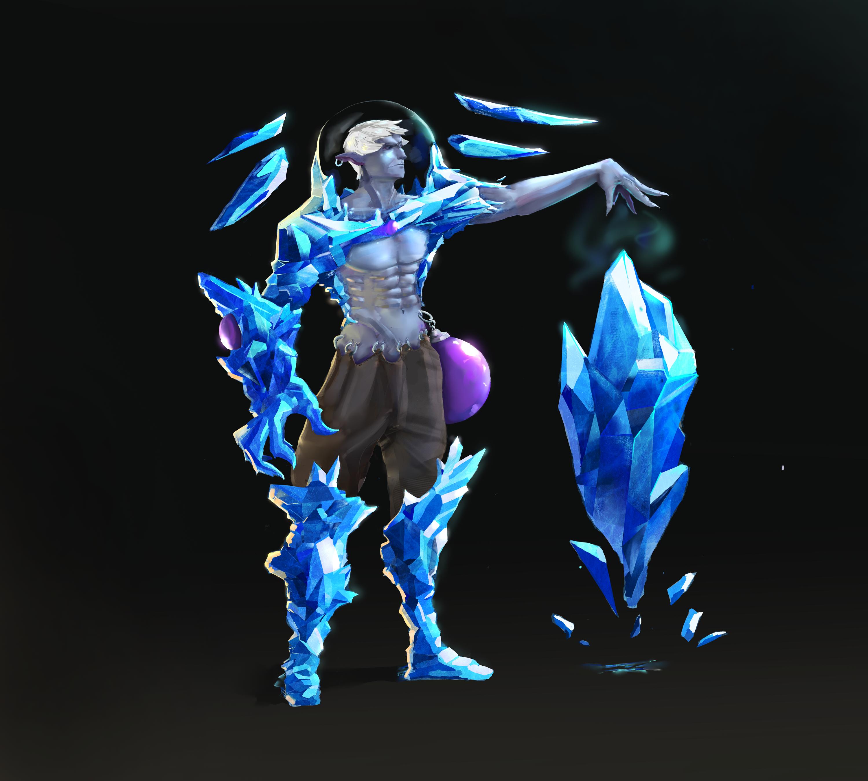 Way of the Frozen Tundra (5e Monk Archetype)