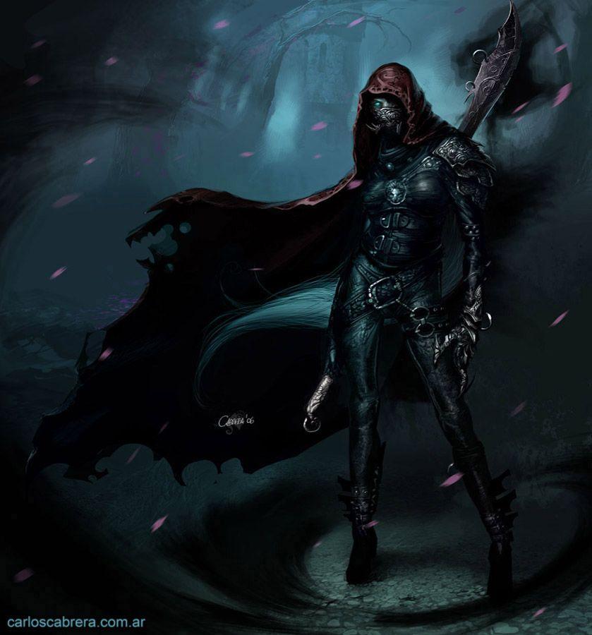Shadow Domain (5e Cleric Archetype)