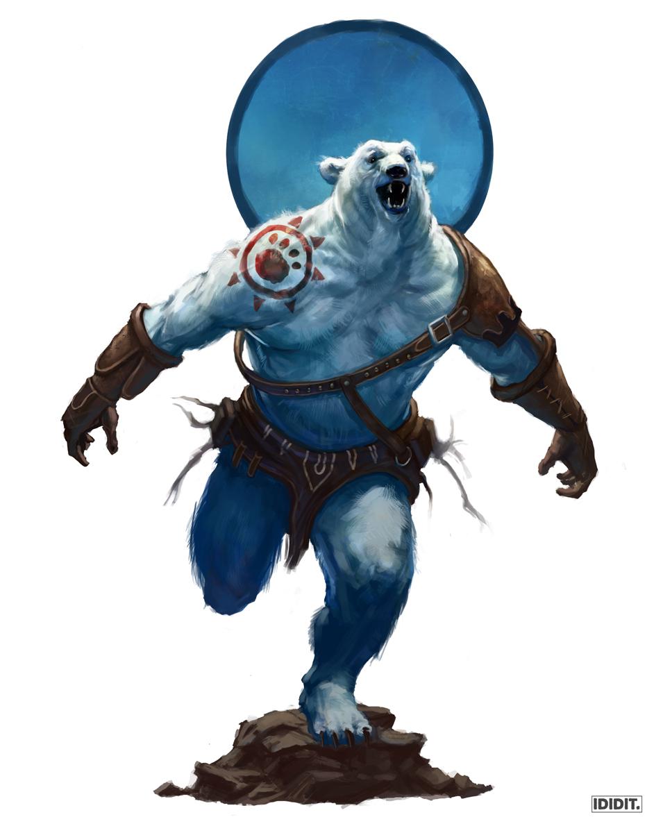 Polar Striker (5e Ranger Archetype)