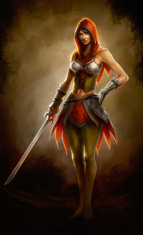 Rebellion Leader (5e Ranger Archetype)