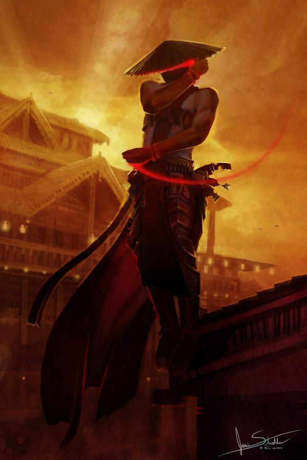 Way of Sacrifice (5e Monk Archetype)
