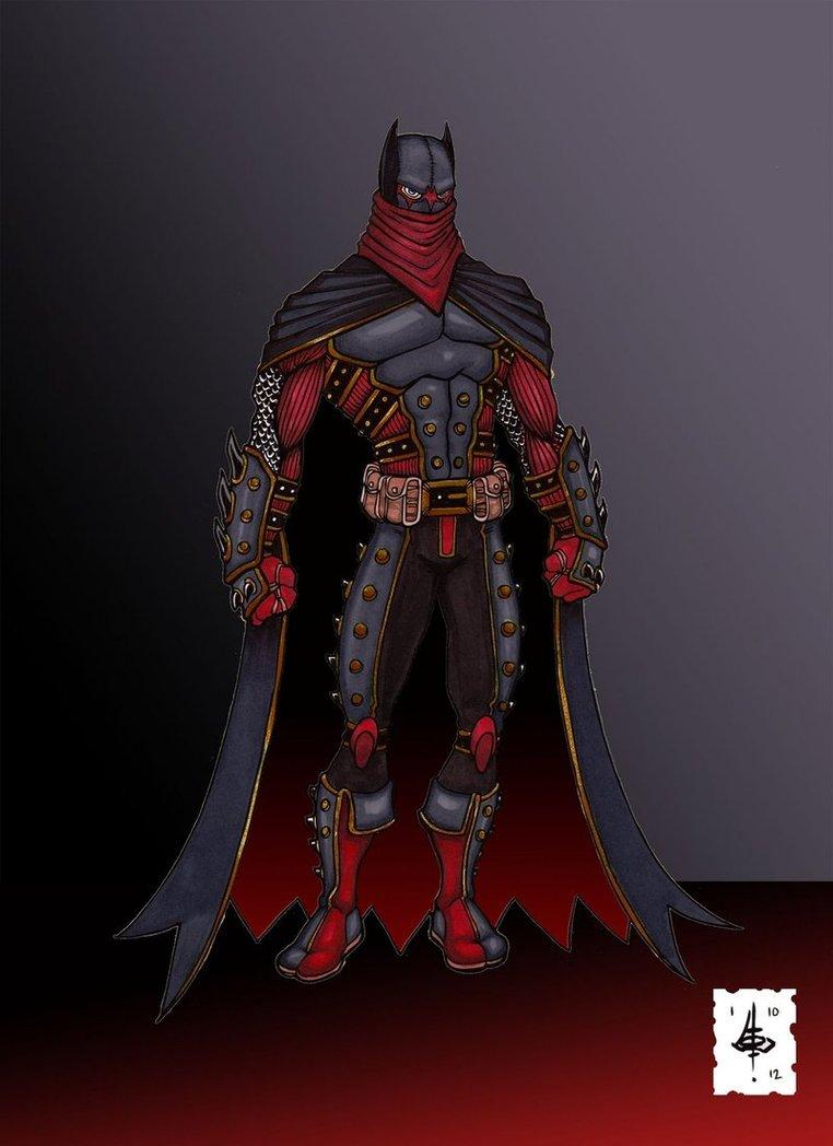 Bat's Shadow (5e Rogue Archetype)