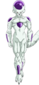 Frieza enough warm up by zed creations-d41pogr