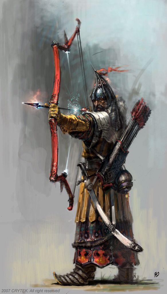 Bow Knight (5e Class)