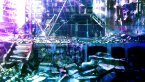 Destroyed area (Pre Release)
