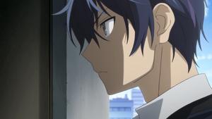 Rentaro faces Kagetane (Pre Release)