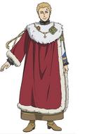 Julius Nova Chrono anime
