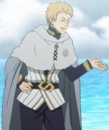 Julius as Grey Deer Captain
