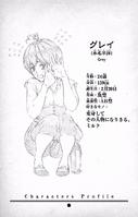 Grey Character Profile