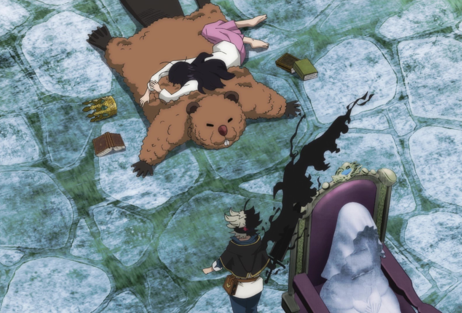Asta discovers Lolopechka napping.png