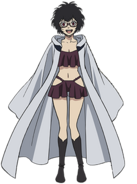 Sally anime profile