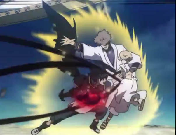 Asta pressed Drowa and Eclat with Demon-Slayer Sword.png