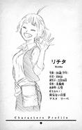 Richita Character Profile