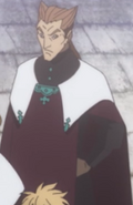 Ruben as Royal Knight