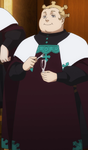 Hamon as Royal Knight