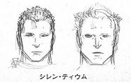 Concept initial de Silen