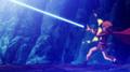 Leopold fires beam
